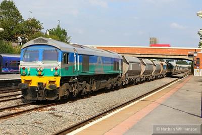 2015 - Mendip Rail