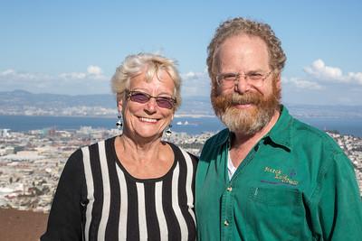 Ray and Rene Visit San Francisco