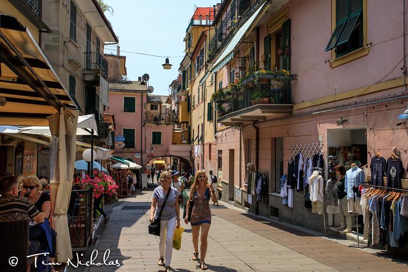 Cinque Terre: Monterosso