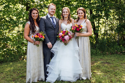 Carly + Justin | Family Formals
