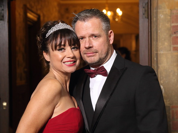 Caroline & Neil. 28th December 2018