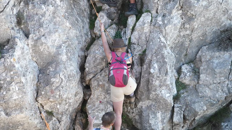 West Bernia - Wendy on the orange rope pitch..mp4
