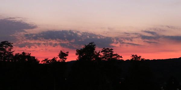 Muskoka Sunset - 20 September 2019