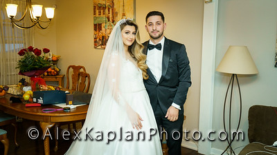 Wedding at The Royal Manor Garfield, NJ by Alex Kaplan Photo Video Photobooth