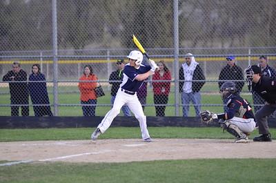 OE Varsity baseball  Vs Oswego 2015