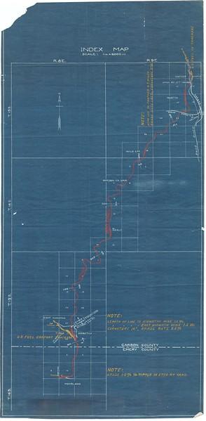 UtahRails Maps