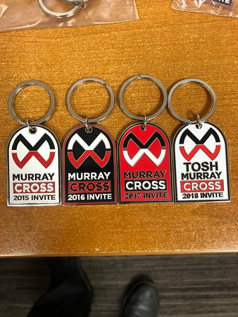 2018 TOSH Murray Cross Invite - Sep. 7, 2018