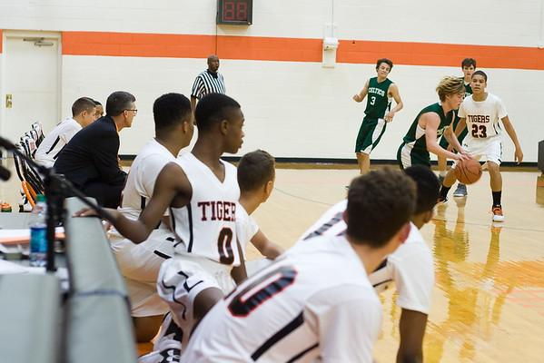 JV Basketball v RCS