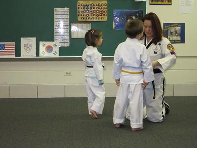 Maddie v Belt Test 2