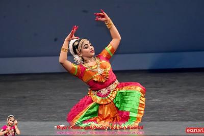 Miss.Riya's Salangai Pooja Junior Arangetrun   Nov 24,2019