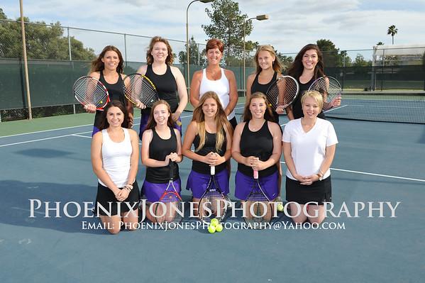2014 Tennis Team Pics