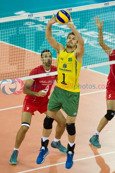 2014-07-18 FIVB World League Finals  BRA v IRI