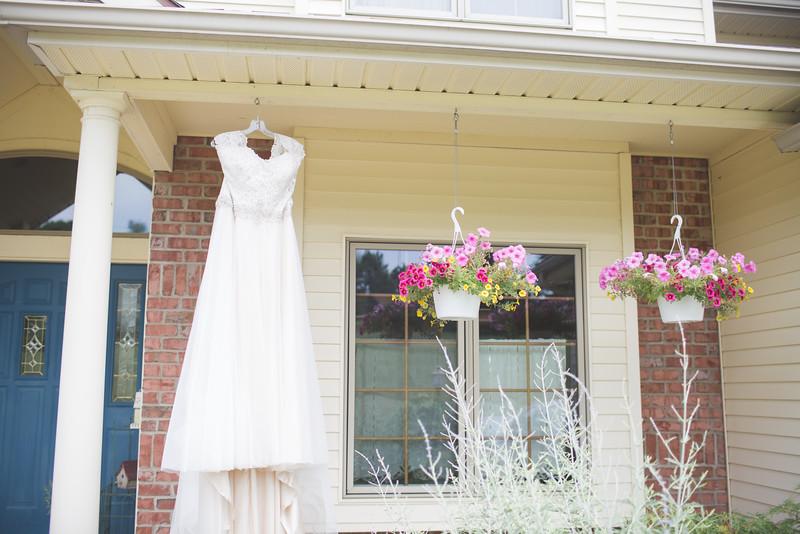 Erika & Larry Wedding