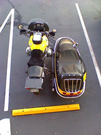 Bonneville GP 2011