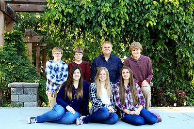 Randy Siddoway Family