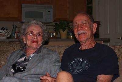 Ruthie's Visit - March, 2010