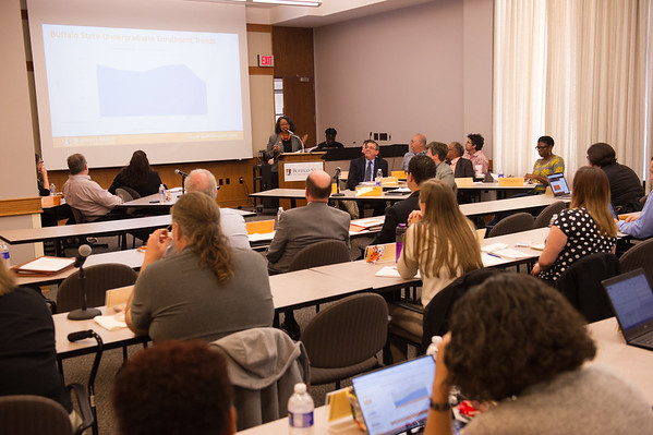 10/14/16 College Senate Meeting