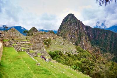 Machu Picchu Hike 1