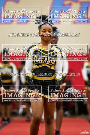Lower Richland Varsity Cheer-Falcon Invitational