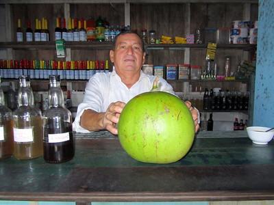 Amazon - Sugar Cane Rum Factory