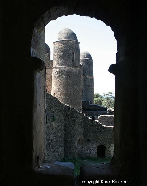 23.Gondar.kasteel van Fasiladas.jpg