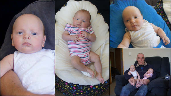 Grand Kids ,Todd Twins , Ollie and Charlotte