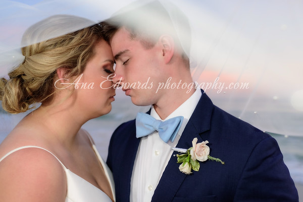 Mr. and Mrs. Lineberger.  Miss Ashlee's Oleander Retreat     Panama City Beach
