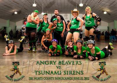 Group Shots from Angry Beavers @ Tsunami Sirens