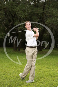 Antonian 2015-2016 Golf (Portraits)