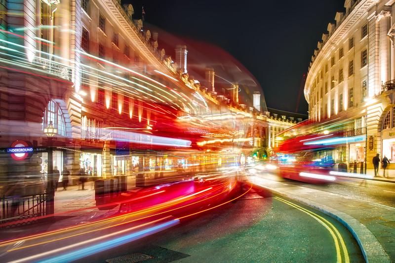 Last Night In London