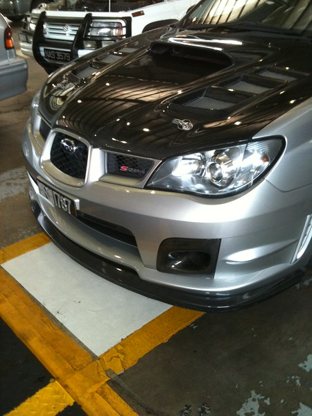 Images from folder Subaru S204