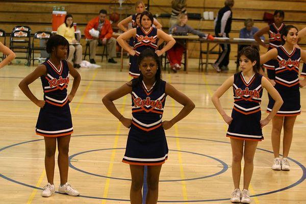 cheerleaders - 02/01/05