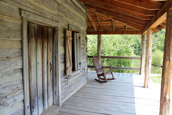 Abner Hollow Pioneer Cabin (Cincinnati Nature Center)