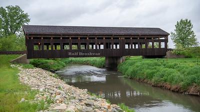 USA, IL - Covered Bridges