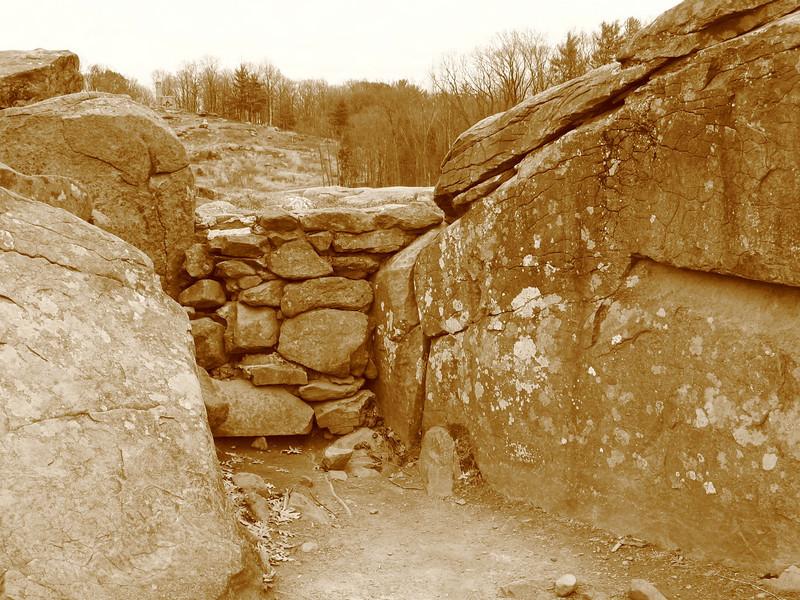 Gettysburg National Military Park, PA (11-22-06)