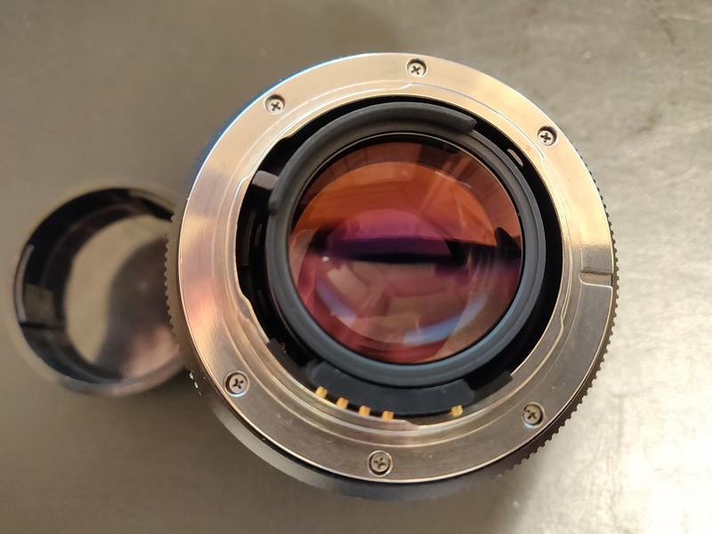 Leica R Summilux 50 mm 1.4 I - Converted to Nikon Mount - Serial 2806020 010.jpg