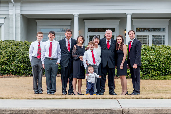 Hayes Family