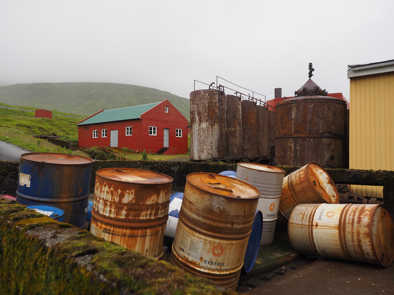 Abandoned Whaling station II