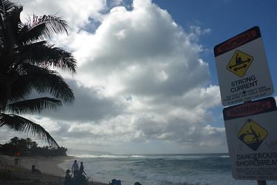 Sunset Beach Surf Break