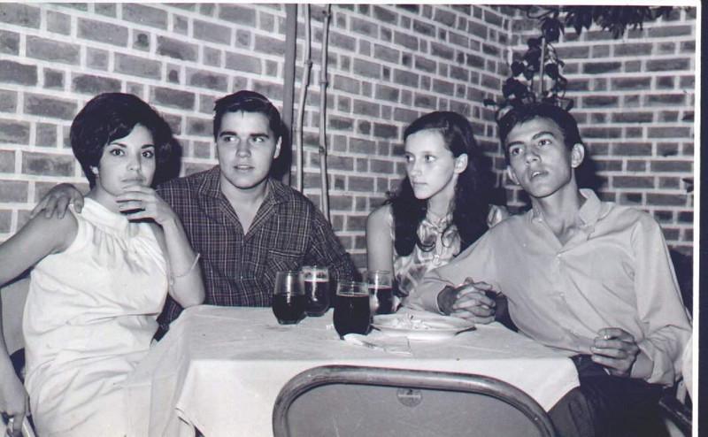 Elisa e Carlos Augusta Madureira e Bilocas