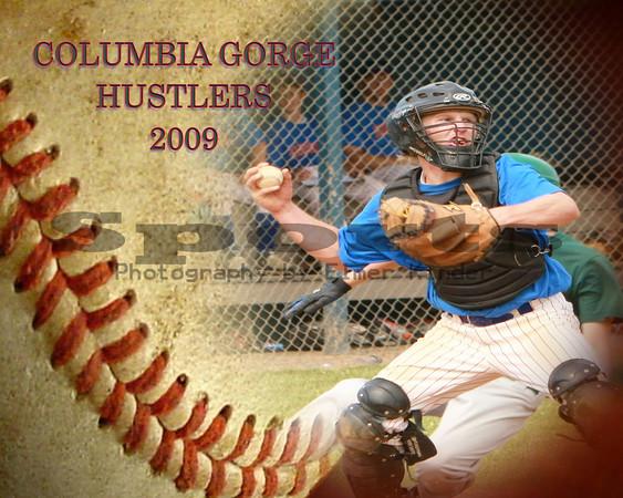 Columbia Gorge Hustlers vs LaGrande (Game 2) 06/07/09