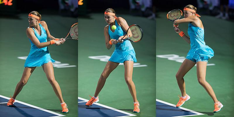 2017 WTA Dubai Women's Tennis Championship