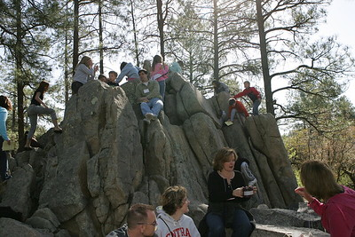 Chapel Rock - St. Anthony's Retreat 2006