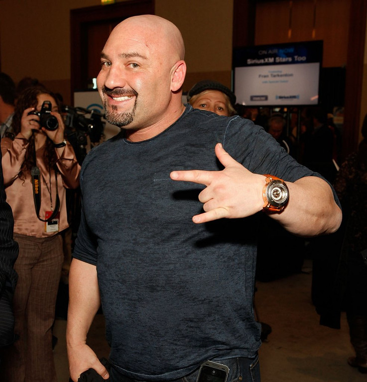 . <b>13. JAY GLAZER </b> <p>If scoopage falls in the forest, but it�s not airing on ESPN or NFL Network, does it make a sound? <p>    (Cindy Ord/Getty Images for SiriusXM)