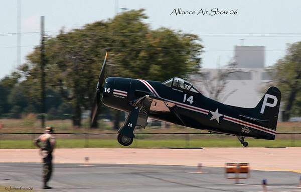 Alliance Air Show 2006