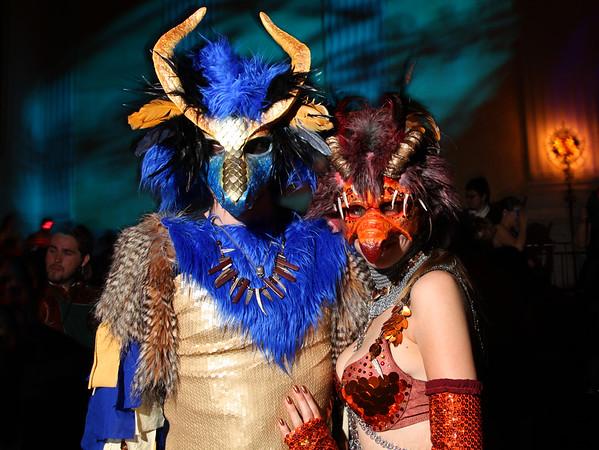 Labyrinth Masquerade Ball 2012