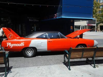 San Jose Car Show