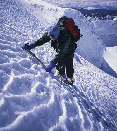 Bolivia Climbing 2003