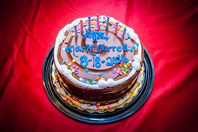 Mark's 55th Birthday:  August 18, 2016