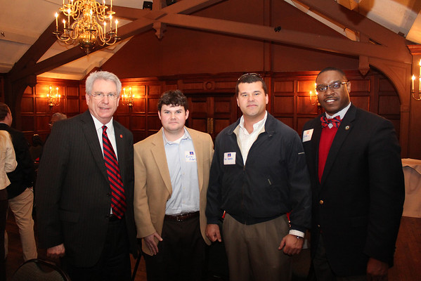 Ole Miss Luncheon Series 2013-Memphis